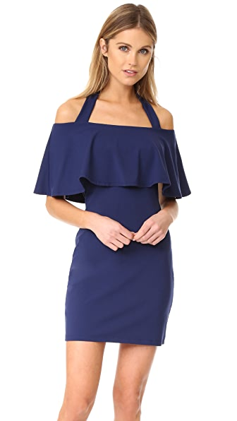 Susana Monaco Helena Dress - Inkwell