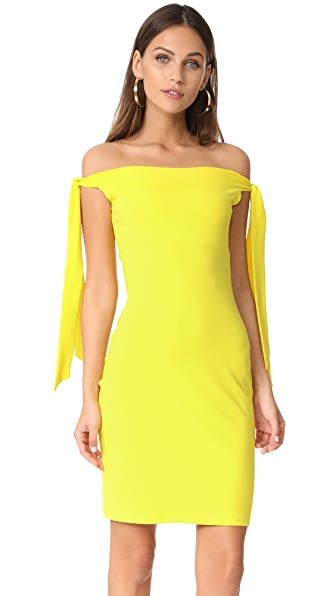 Susana Monaco Thea Dress - Yellow Tail