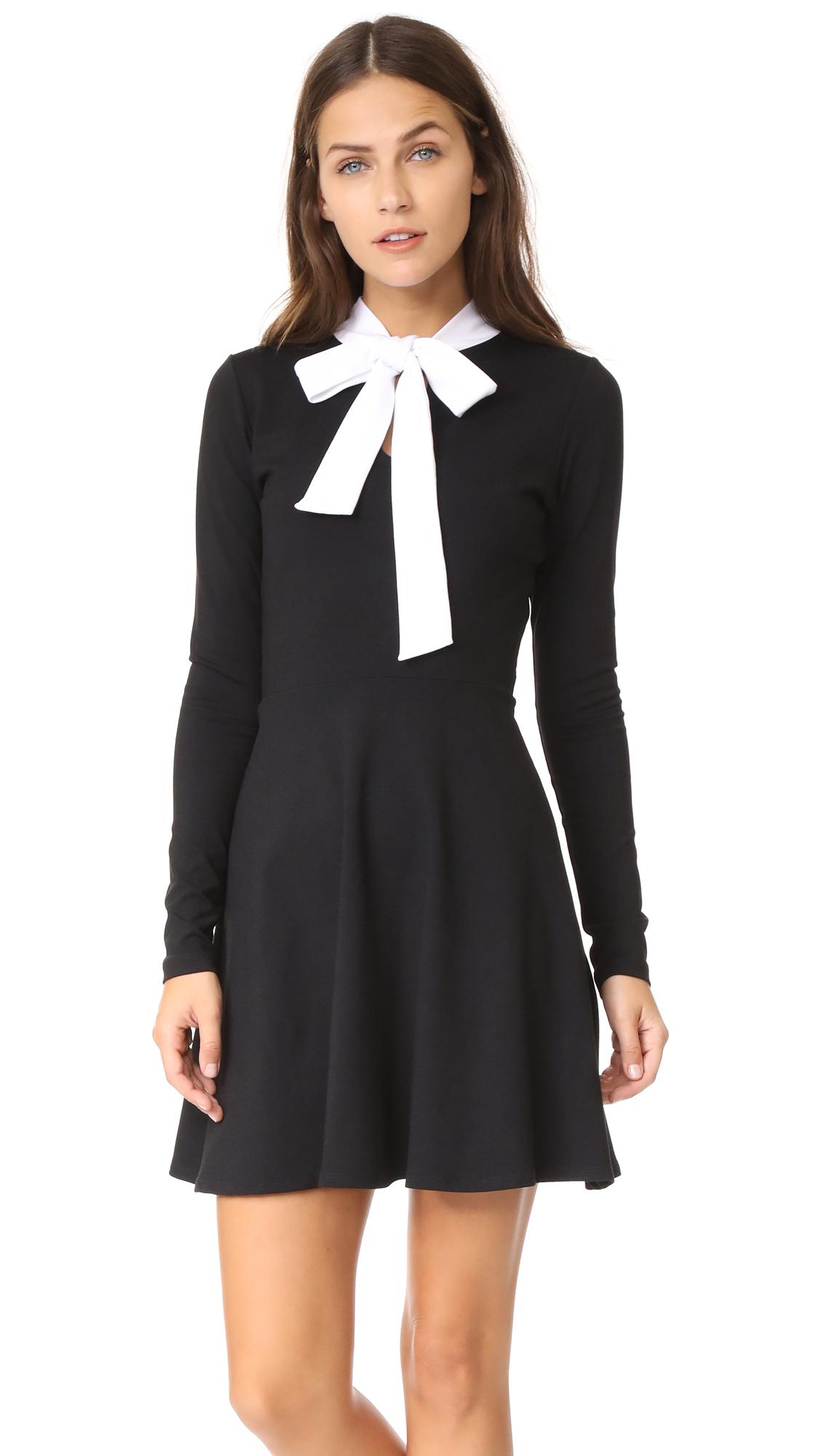 Susana Monaco Neive Dress In Black