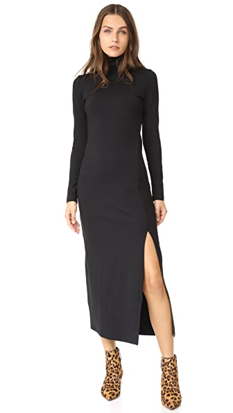 Susana Monaco Mina Dress In Black