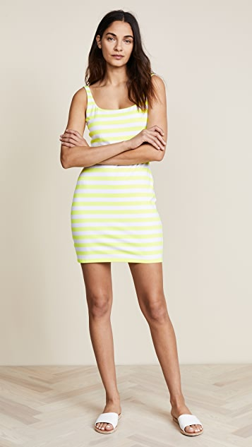 Susana Monaco Low Back Tank Dress