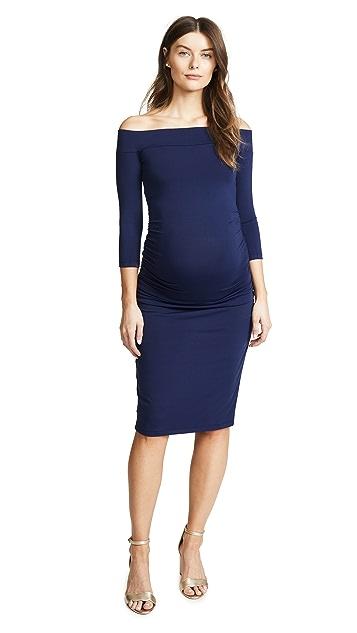 Susana Monaco Lydia Maternity Dress