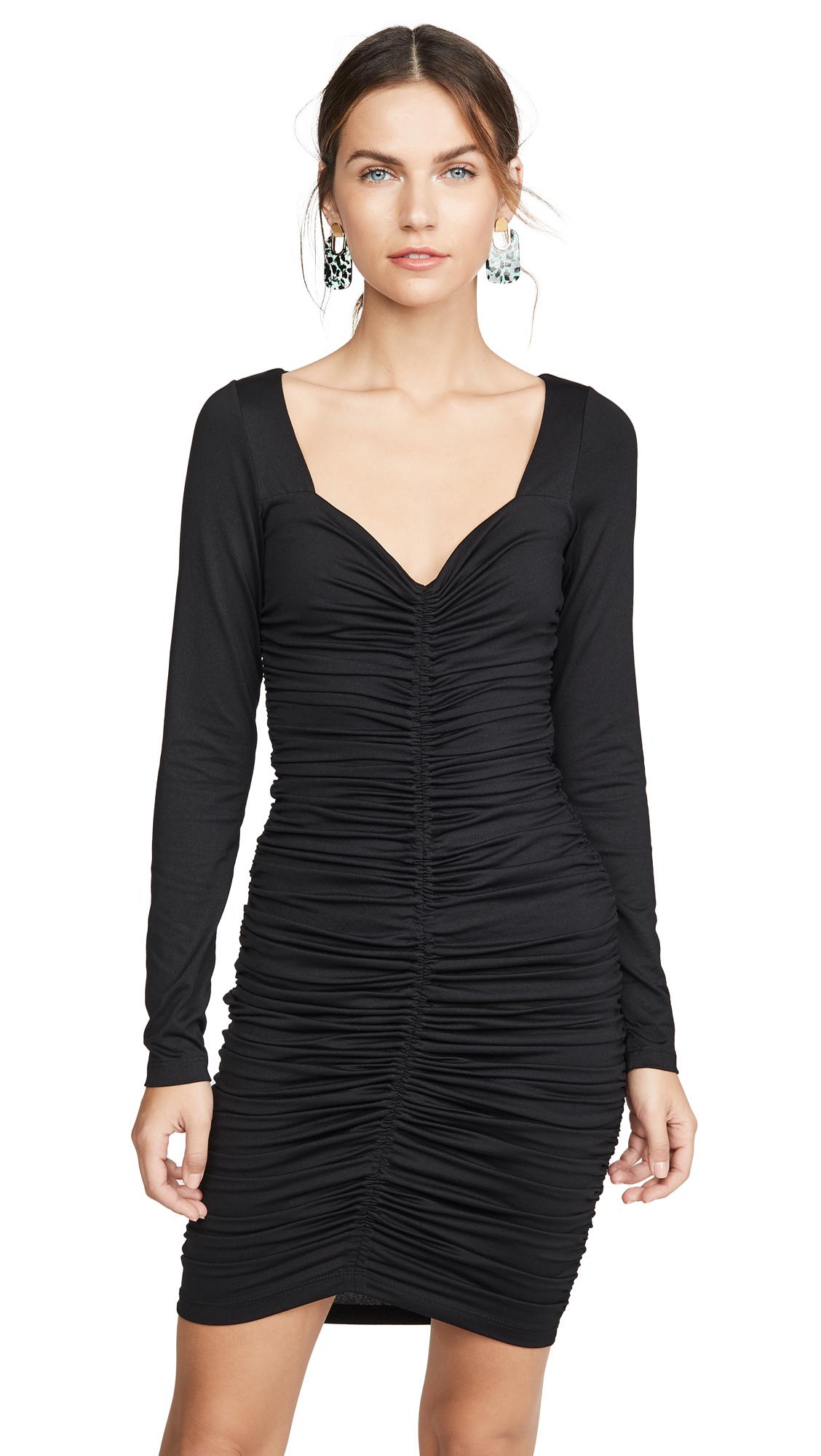 Buy Susana Monaco Long Sleeve Cinched Front Dress online beautiful Susana Monaco Clothing, Dresses