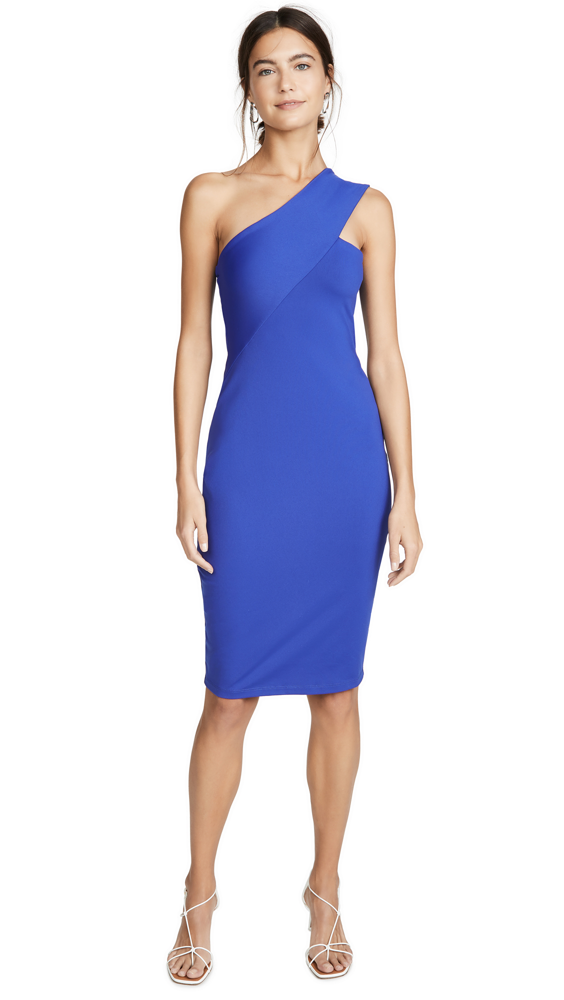 Buy Susana Monaco online - photo of Susana Monaco Angled Strap Dress