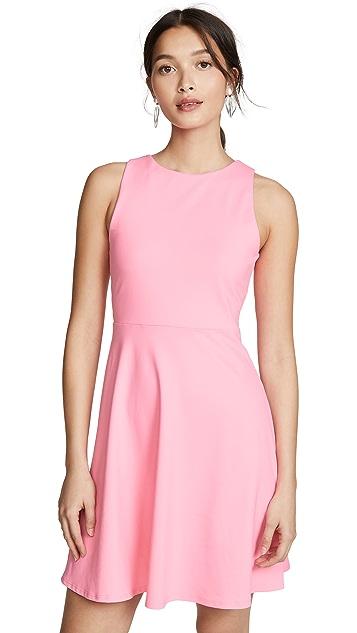 Photo of  Susana Monaco Fit & Flare Dress - shop Susana Monaco dresses online sales