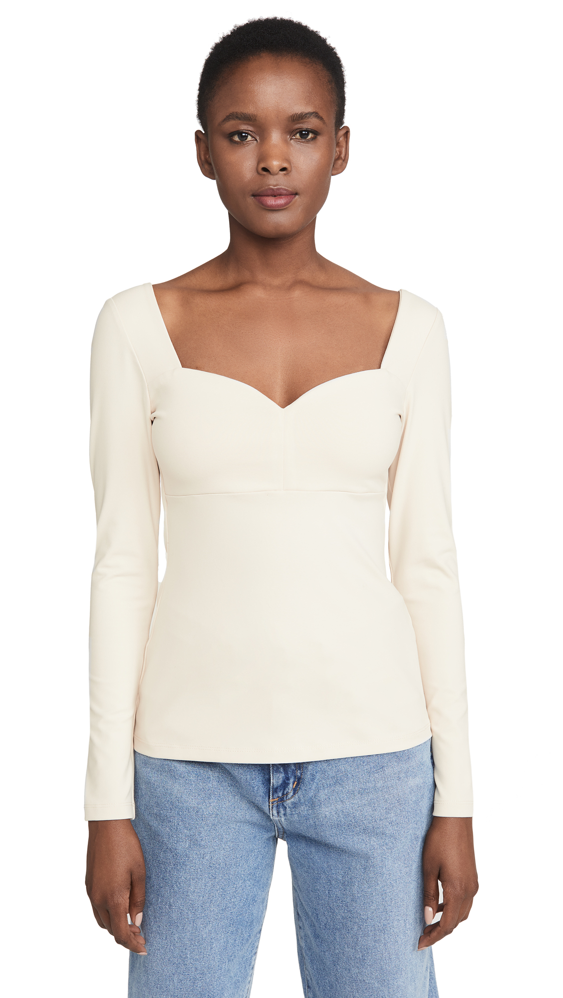 Susana Monaco Sweetheart Top – 30% Off Sale