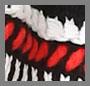 Black/Ivory/Cherry
