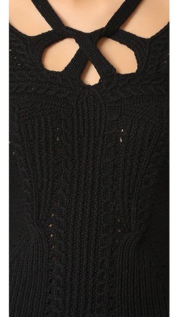 Spencer Vladimir The Dahlia Cashmere Sweater