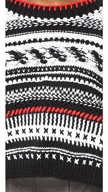 Spencer Vladimir The Confetti Sweater