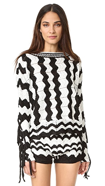 Spencer Vladimir The Frequency Sweater