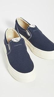 S.W.C Stepney Workers Club Lister Slip On Sneakers