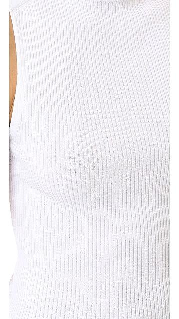 360 SWEATER Fionna Sleeveless Sweater
