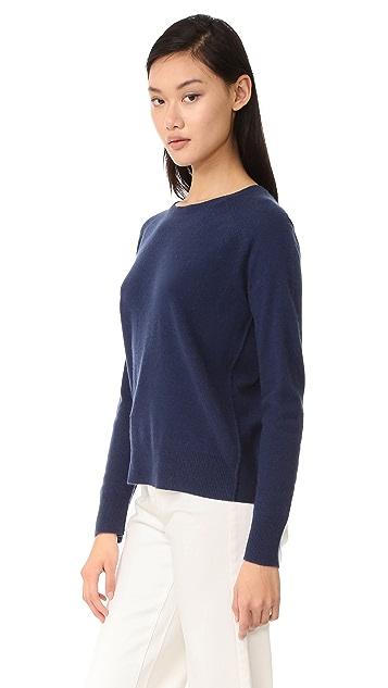 360 SWEATER Amber Skull Cashmere Sweater