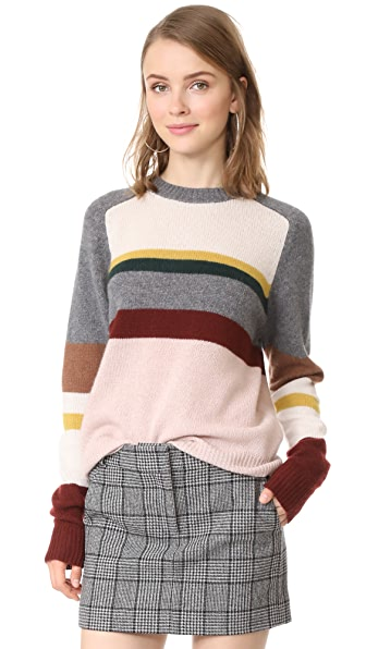 360 SWEATER Emelina Cashmere Sweater