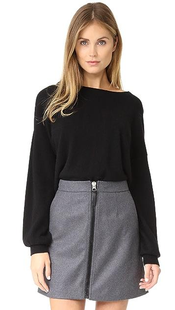 360 SWEATER Zoe Cashmere Sweater