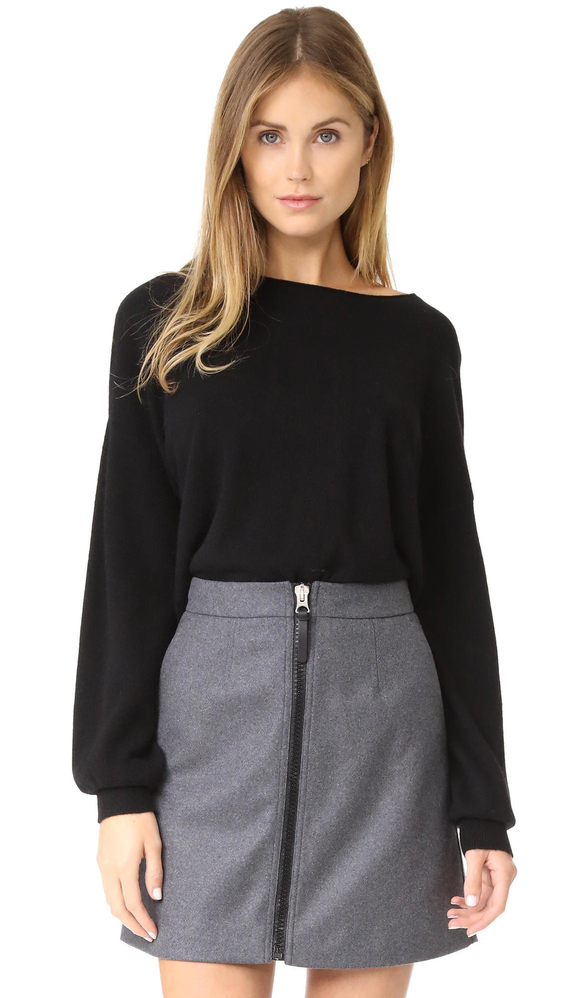 360 SWEATER Zoe Cashmere Sweater