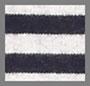 Navy/Mist Stripe