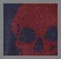 Navy/Port Skull
