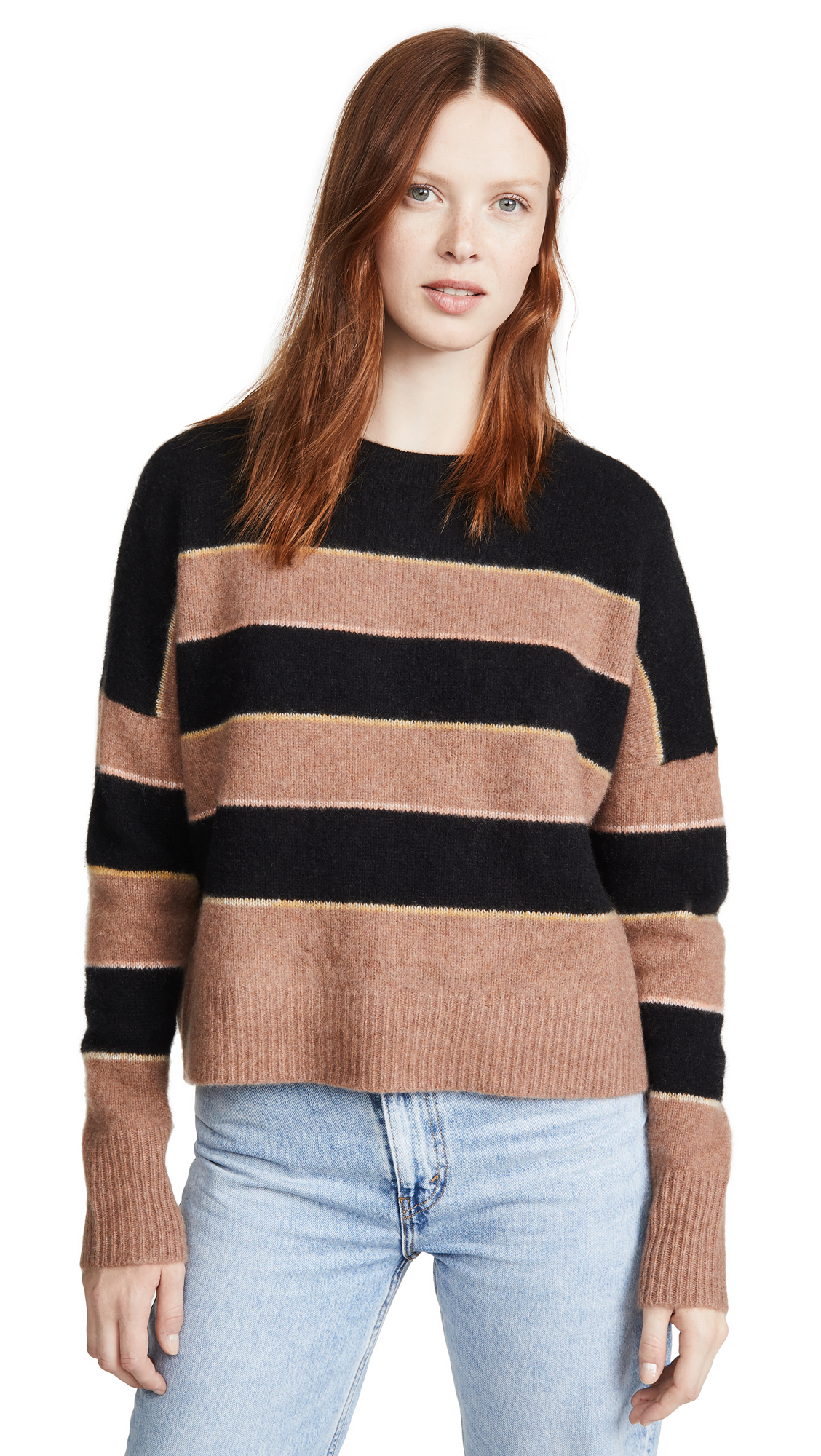 Buy 360 SWEATER online - photo of 360 SWEATER Abigail Cashmere Sweater