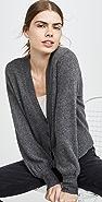 360 SWEATER Kendall 开司米羊绒开襟衫
