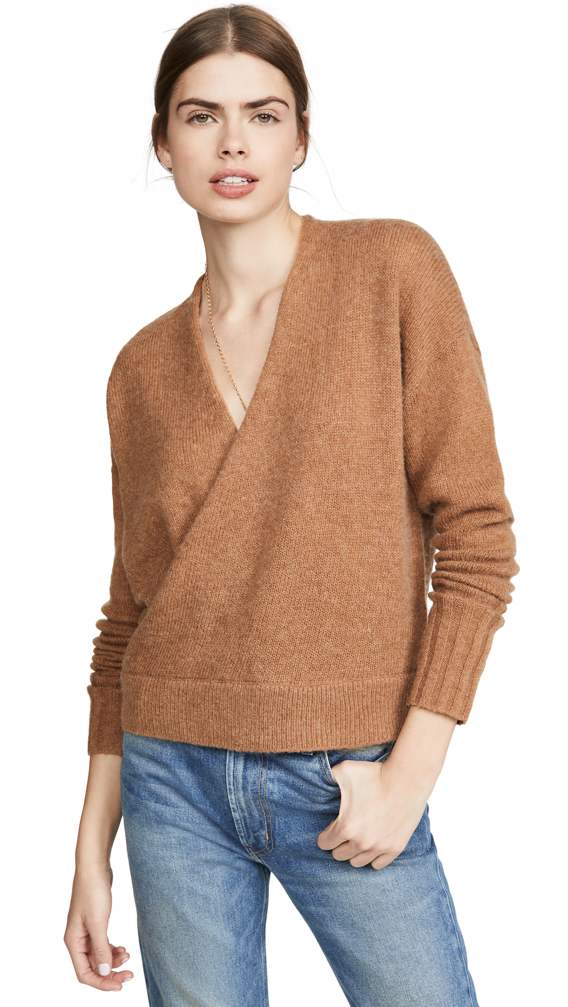 Buy 360 SWEATER online - photo of 360 SWEATER Karlie Sweater