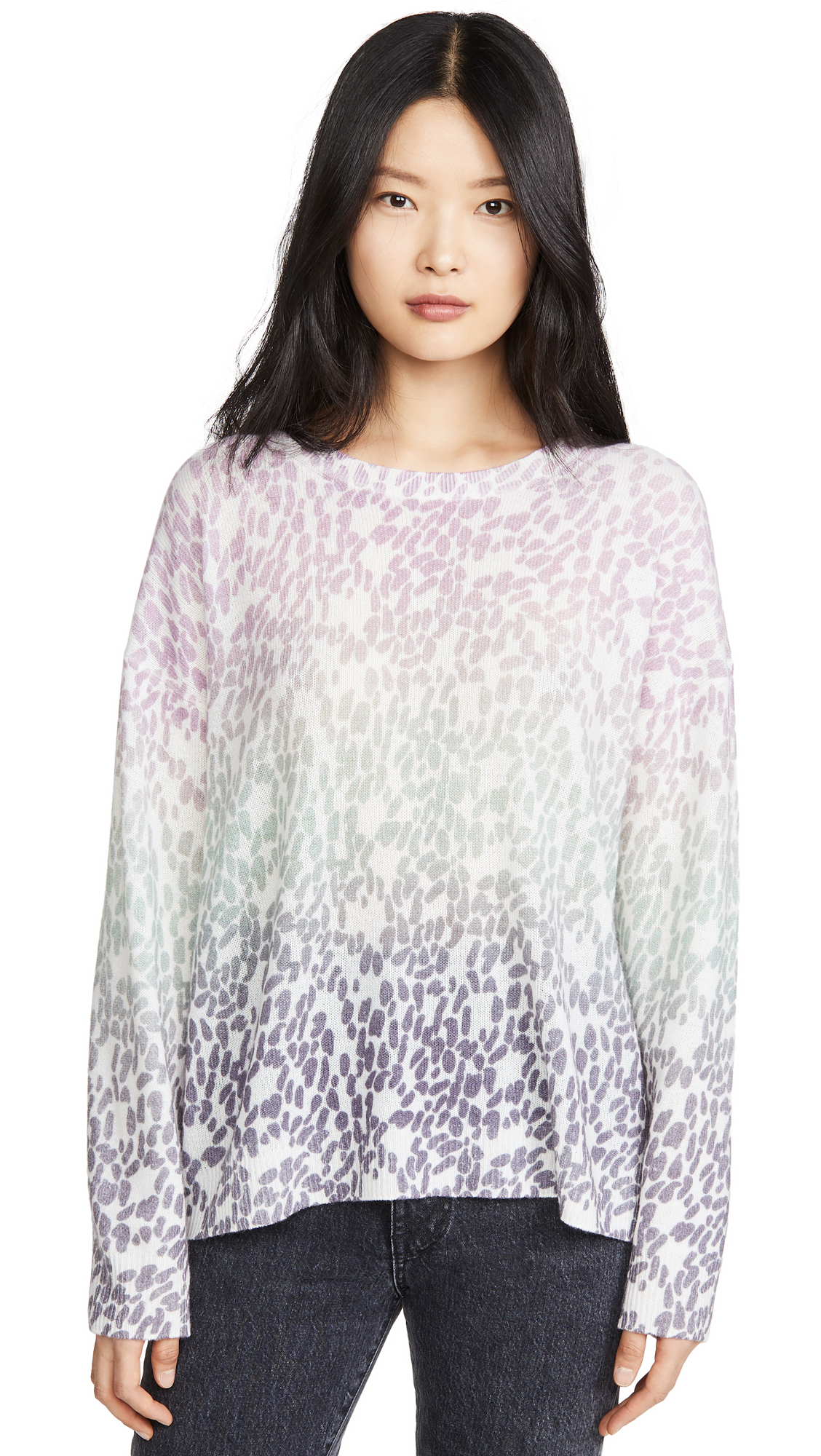Buy 360 SWEATER online - photo of 360 SWEATER Izzy Cashmere Pullover