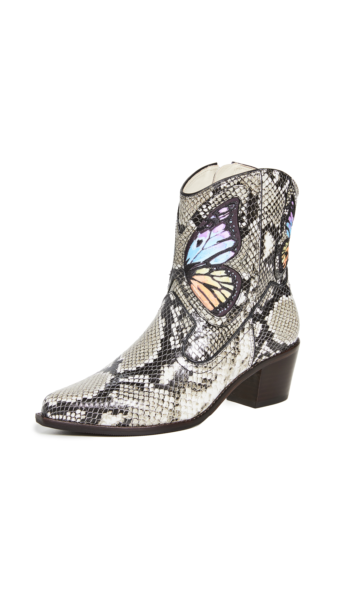Sophia Webster Shelby Cowboy Boots - 65% Off Sale