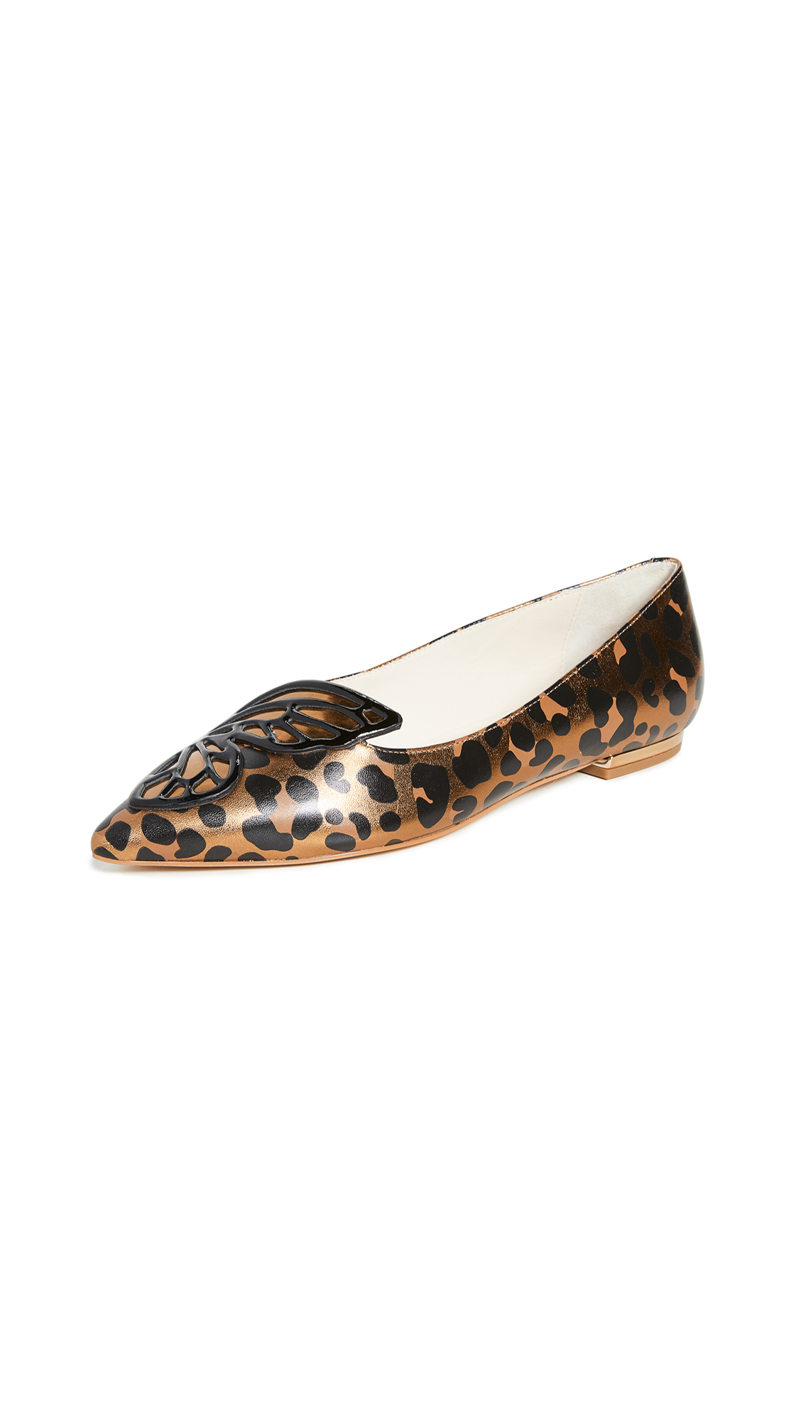 Buy Sophia Webster online - photo of Sophia Webster Butterfly Flats
