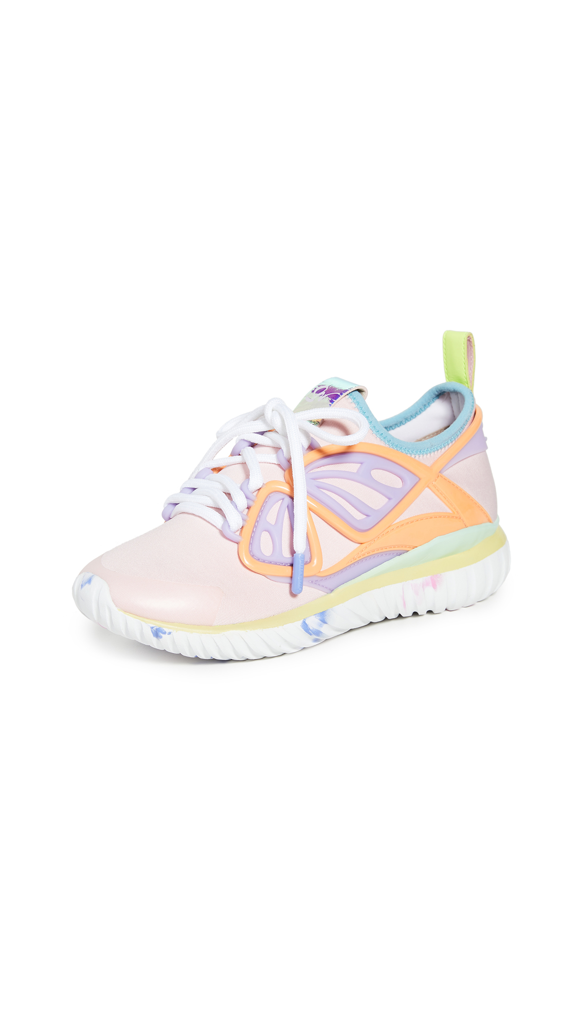 Buy Sophia Webster Fly-By Sneakers online, shop Sophia Webster