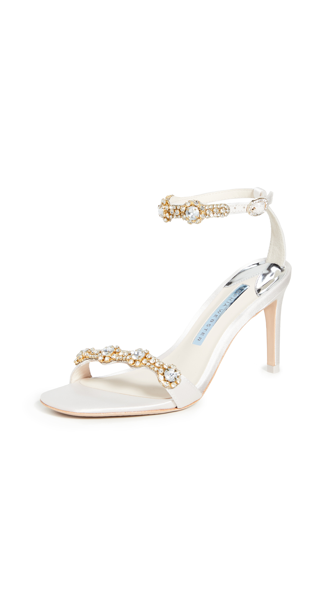 Buy Sophia Webster online - photo of Sophia Webster Aaliyah Sandals