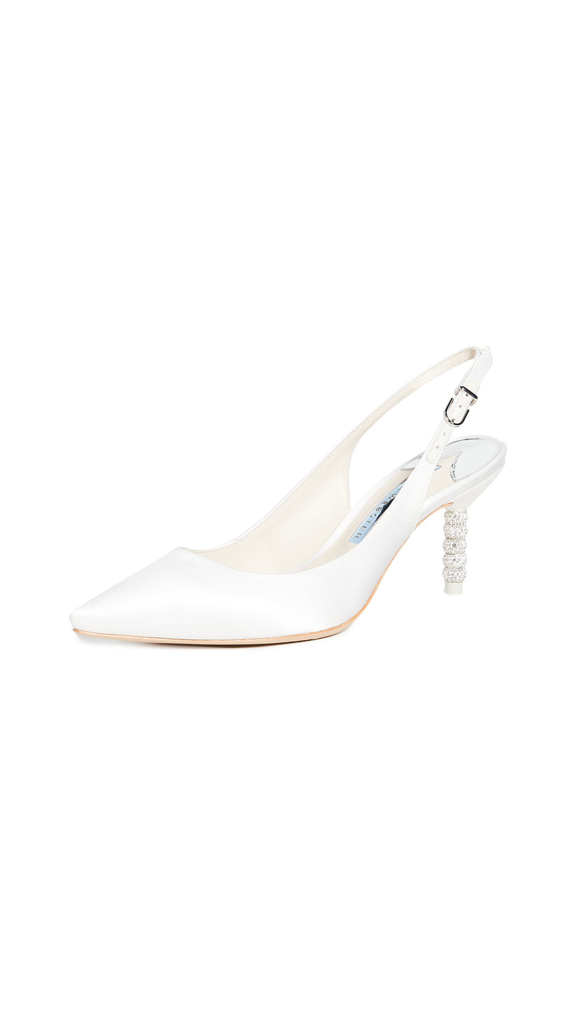 Sophia Webster Tyra Slingback Pumps - 30% Off Sale