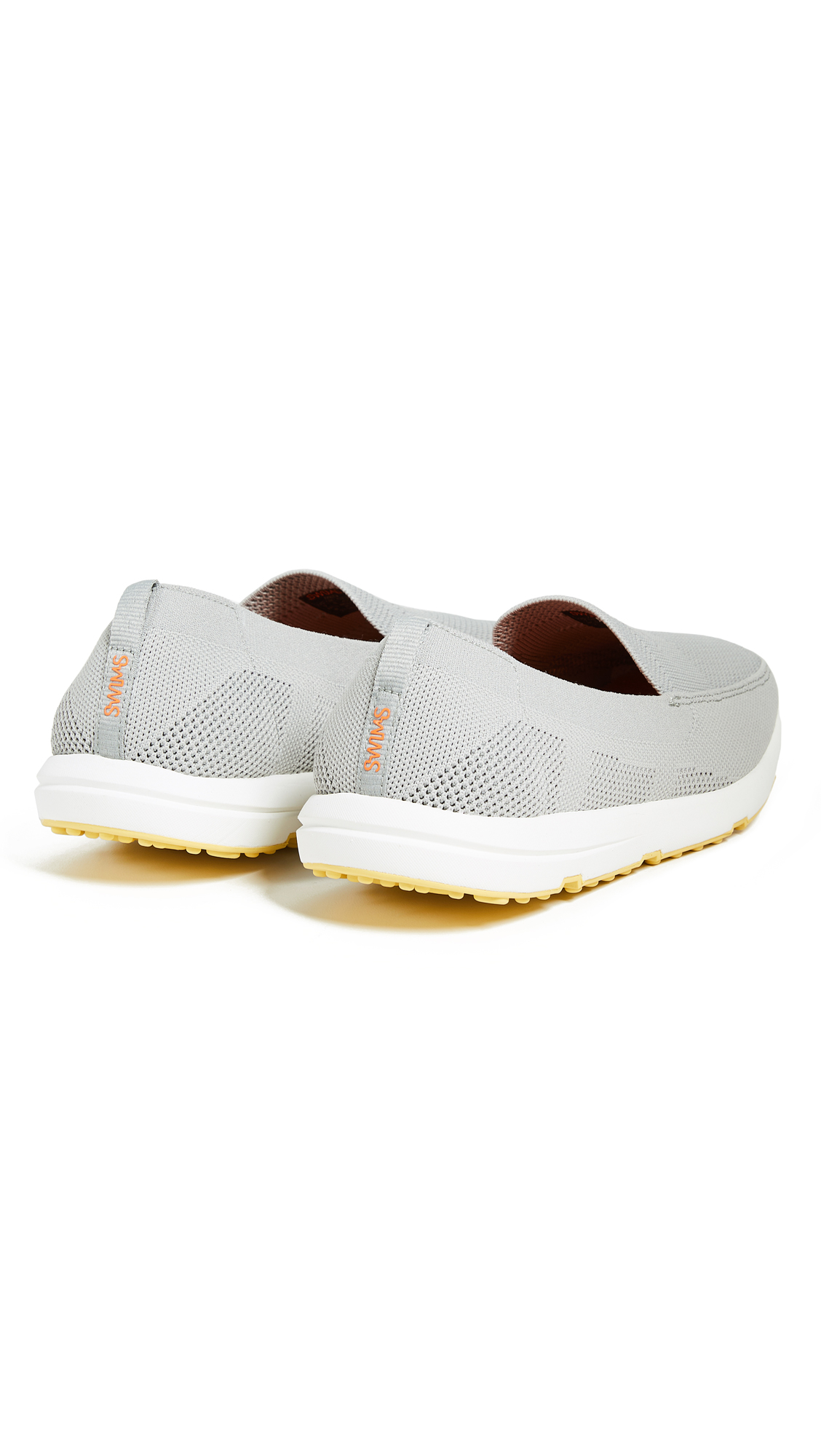 d3989532b53 SWIMS Breeze Leap Knit Penny Loafers