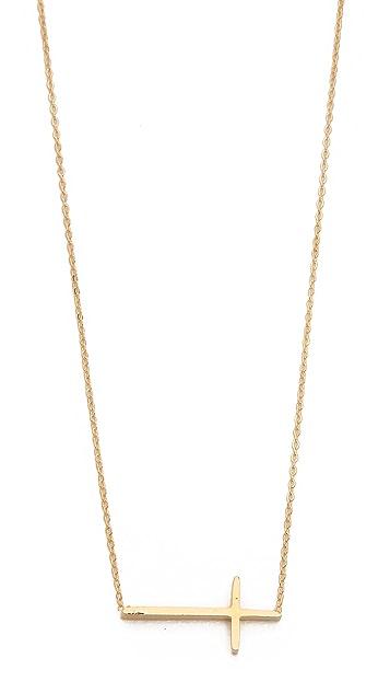 Tai Cross Necklace