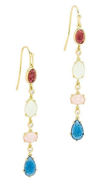 Tai Stone Dangle Earrings