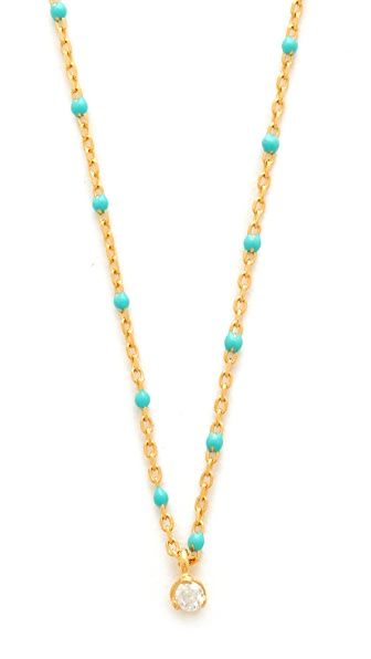 Tai Turquoise Bead Necklace