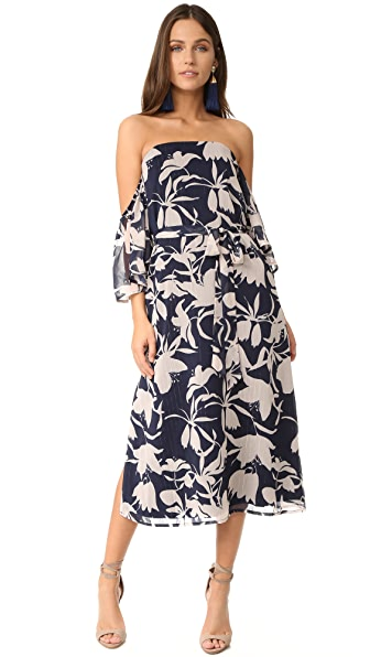 Talulah Orchard Off Shoulder Dress