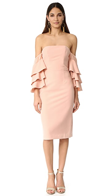 Talulah Sunny Ruffle Dress