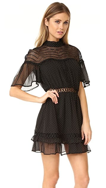 Talulah Stary Night Mini Dress