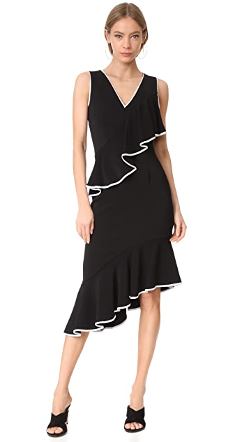 Talulah Thinking Out Loud Midi Dress