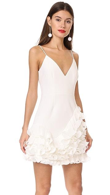 Talulah Golda Ruffle Mini Dress