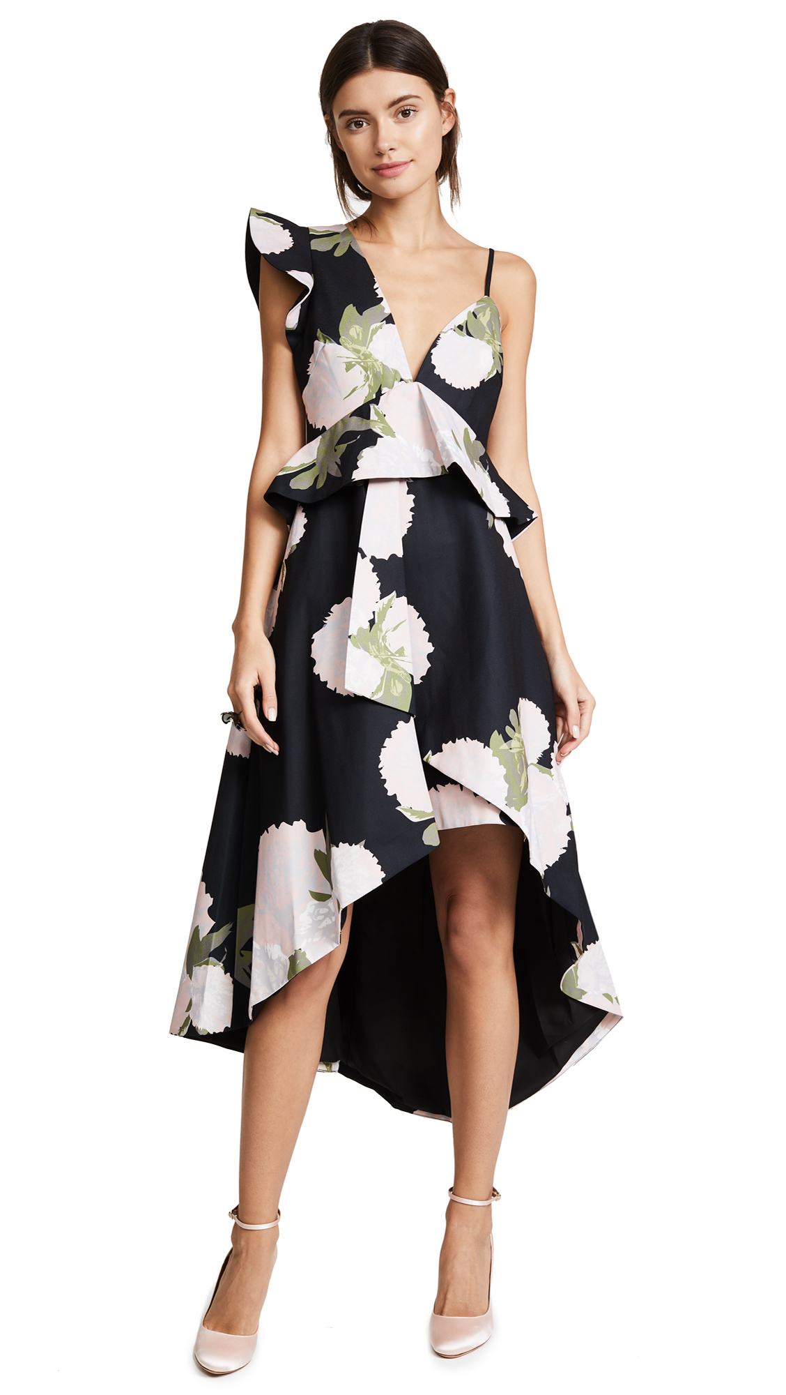 La Maison Talulah New Woman Midi Dress