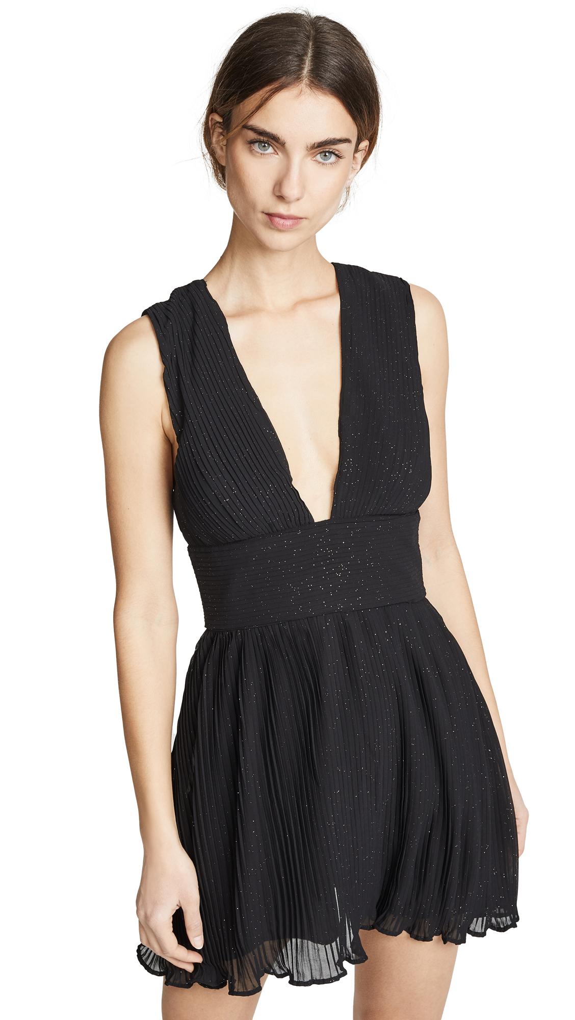 La Maison Talulah Allure Mini Dress - Black