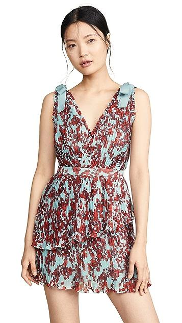 La Maison Talulah Superbloom Mini Dress