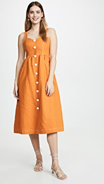 Shop for Orange Dresses