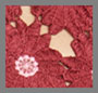 Small Daisy Crochet Pink