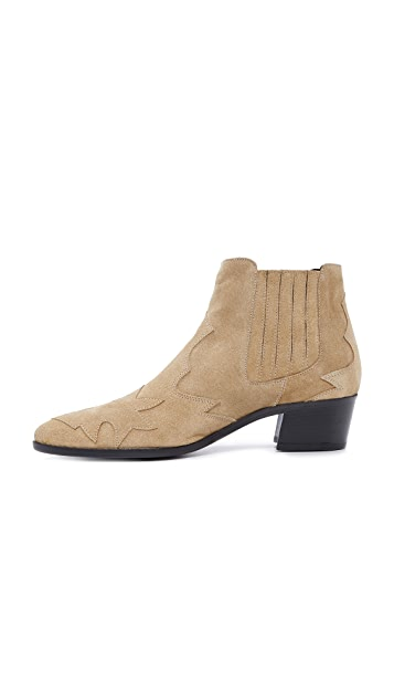 The Archive Bleeker Booties