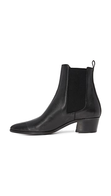 The Archive Mercer Mid Booties