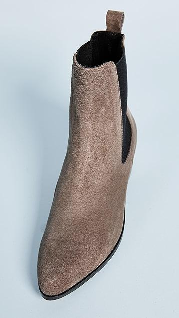 The Archive Ботинки челси на каблуках Mercer