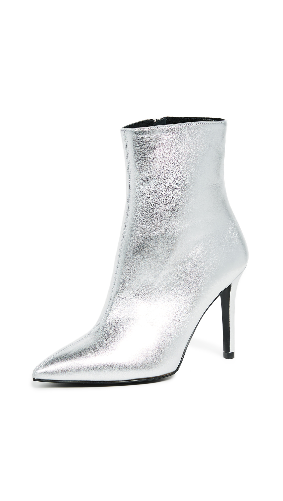The Archive Christopher Booties - Silver