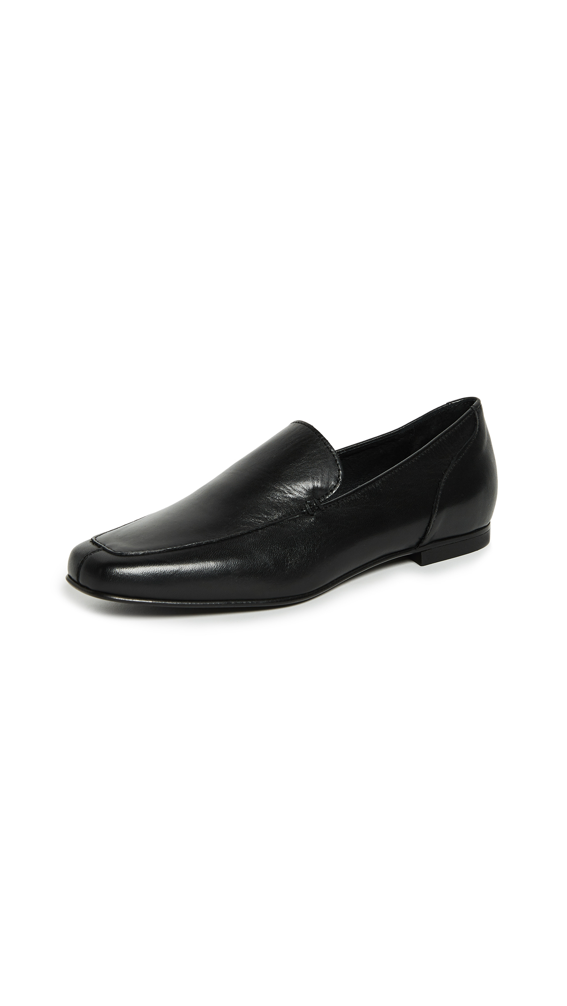 The Archive Great Jones Loafers - Black